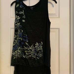 Simply Vera Vera Wang Sleeveless Blouse